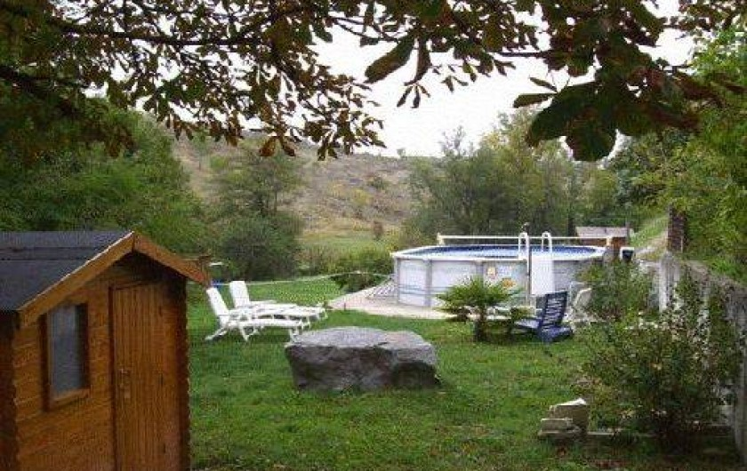 Location de vacances - Mas à Vinezac