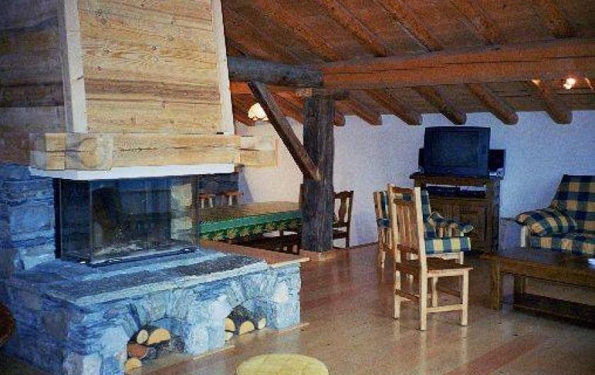 Location de vacances - Chalet à La Rosière