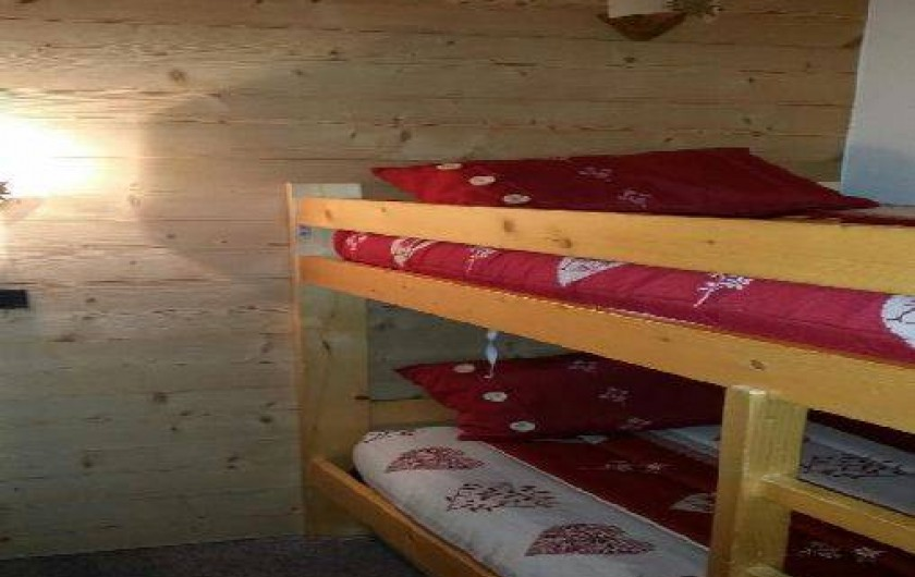 Location de vacances - Appartement à Valmorel