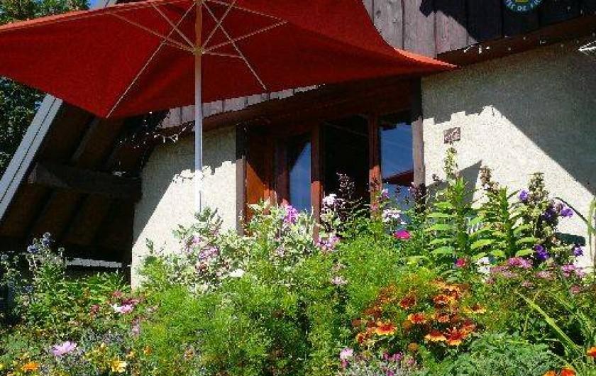 Location de vacances - Chalet à Saint-Hilaire - été