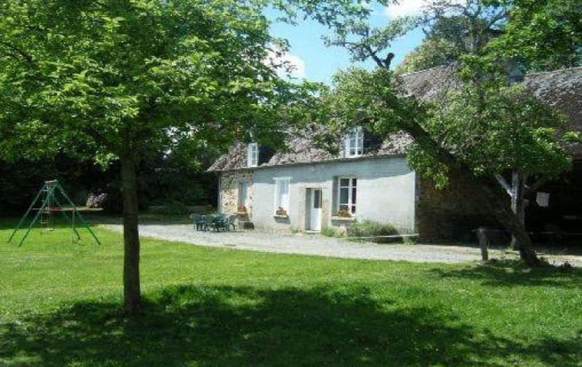 Location de vacances - Gîte à Landelles-et-Coupigny