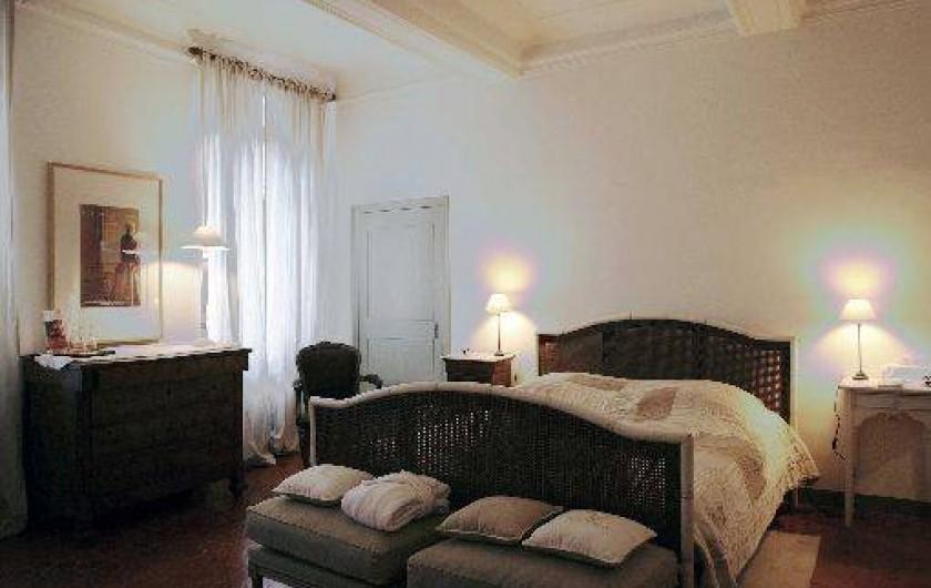 Location de vacances - Chambre d'hôtes à Lorgues
