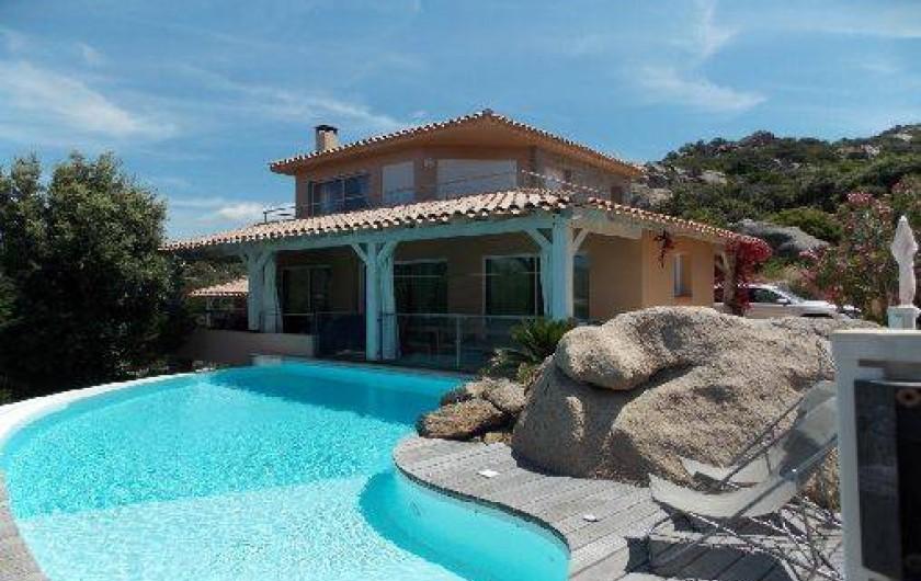 Location de vacances - Villa à Tizzano