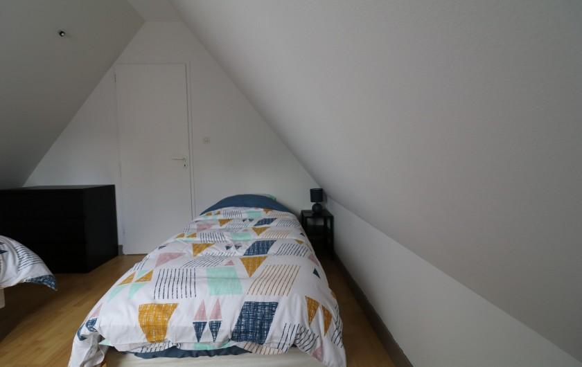 Location de vacances - Appartement à Nazelles-Négron - Chambre enfant ou couple