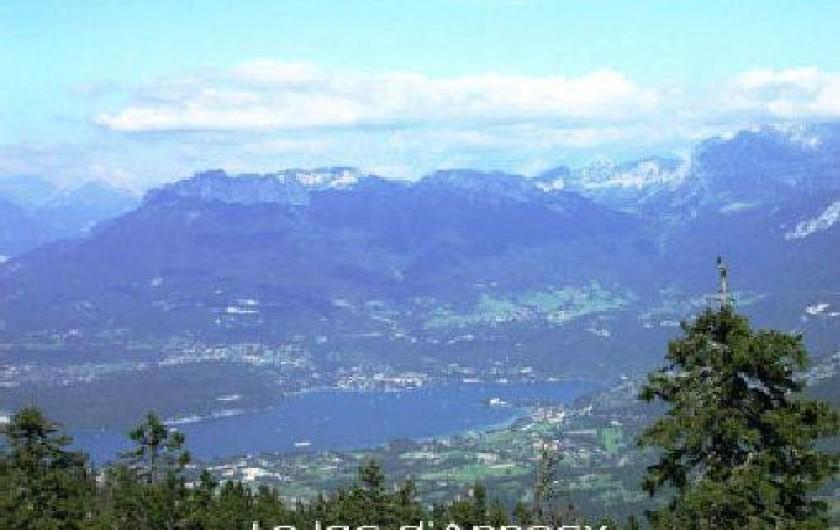 Location de vacances - Camping à Montagny-les-Lanches