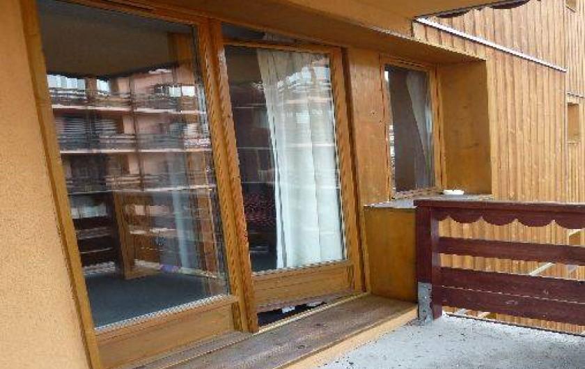 Location de vacances - Studio à Risoul