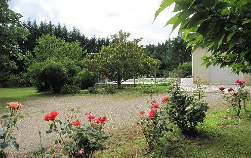 Location de vacances - Maison - Villa à Mauzac-et-Grand-Castang