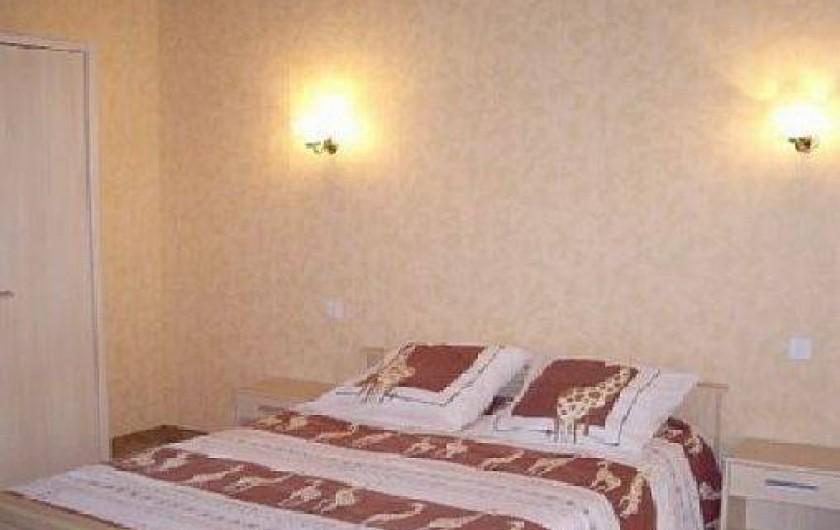 Location de vacances - Maison - Villa à Mauzac-et-Grand-Castang - chambre rdc