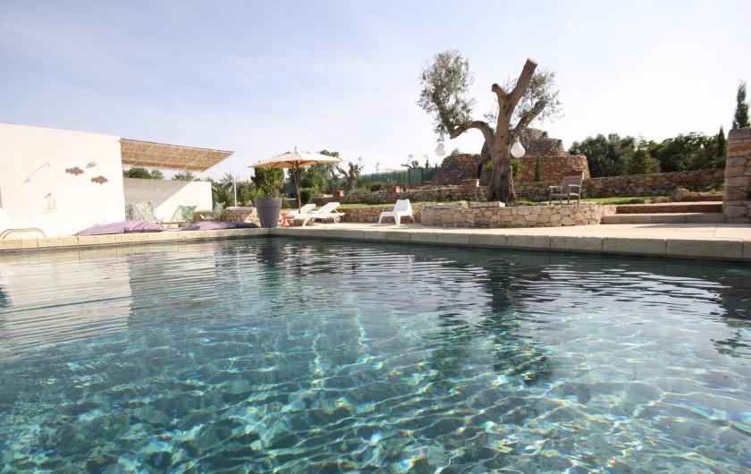 Location de vacances - Villa à Parabita