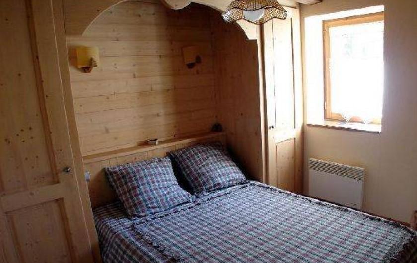 Location de vacances - Chalet à Montricher-Albanne