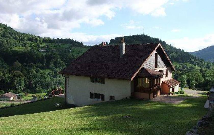 Location de vacances - Chambre d'hôtes à Le Menil - vue d'ensemble