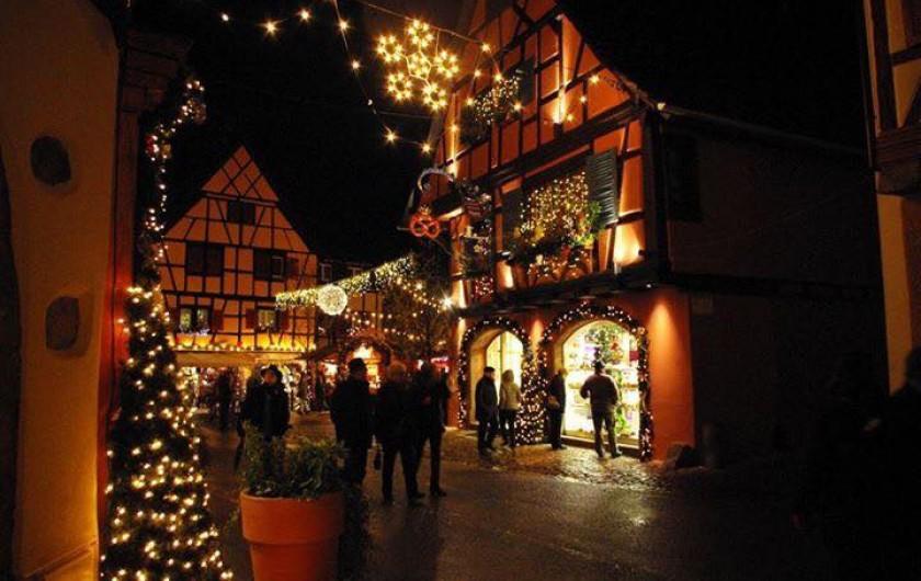 Location de vacances - Gîte à Eguisheim