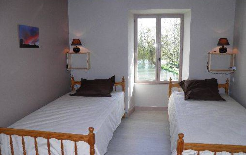 Location de vacances - Maison - Villa à Foussais-Payré