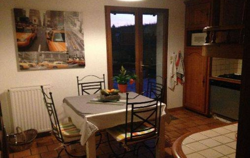 Location de vacances - Villa à Saint-Sulpice-de-Pommeray