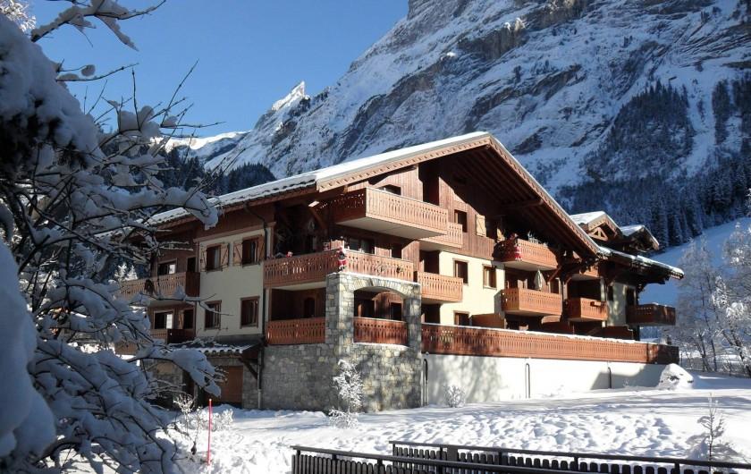Location de vacances - Appartement à Pralognan-la-Vanoise - Le chalet, La Ferme de Pralognan