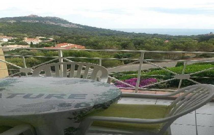 Location de vacances - Appartement à Agay