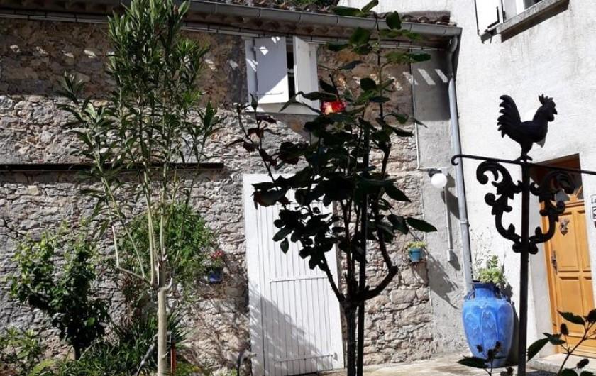 Location de vacances - Chambre d'hôtes à Saint-Martin-le-Vieil