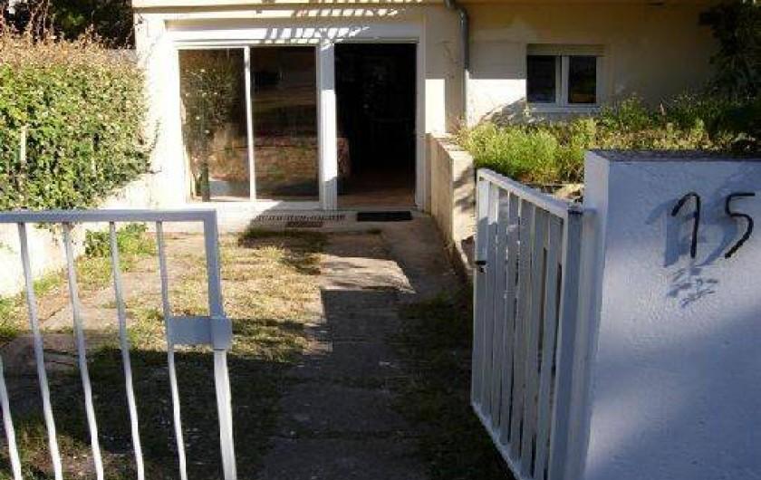 Location de vacances - Maison - Villa à Saint-Georges-de-Didonne
