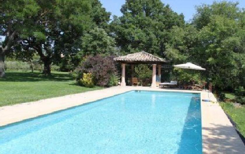 Location de vacances - Mas à Saint-Cannat