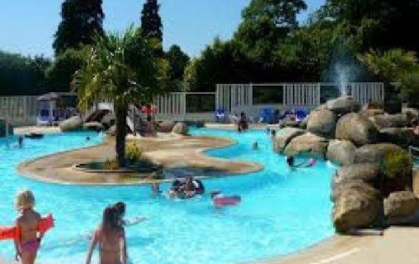Location de vacances - Bungalow - Mobilhome à Landudec