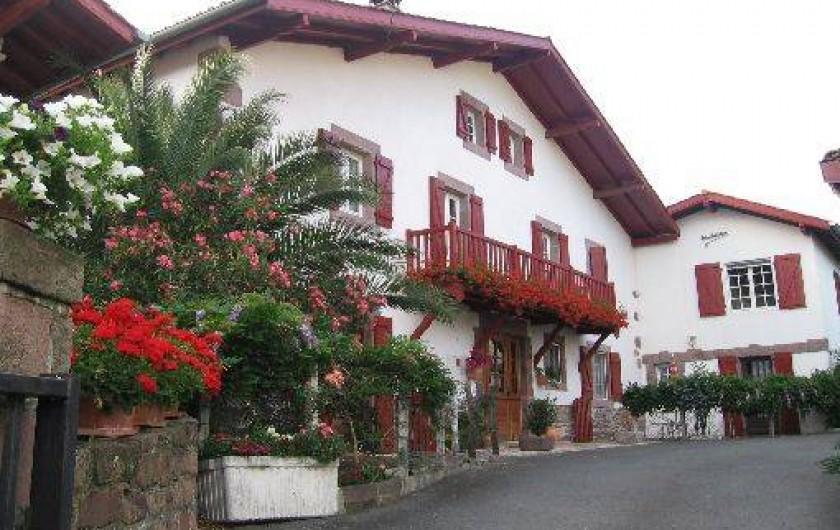 Location de vacances - Gîte à Saint-Étienne-de-Baïgorry