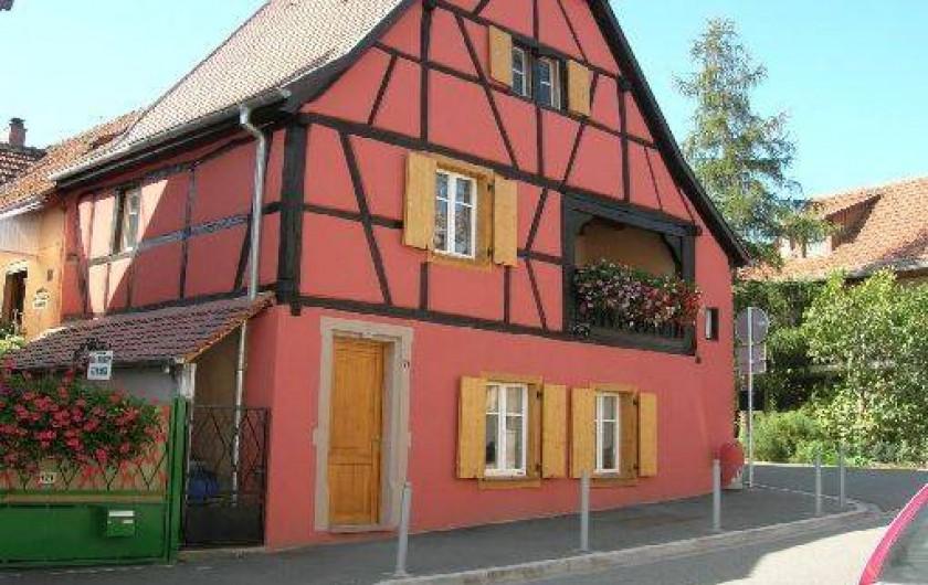 Location de vacances - Gîte à Kintzheim