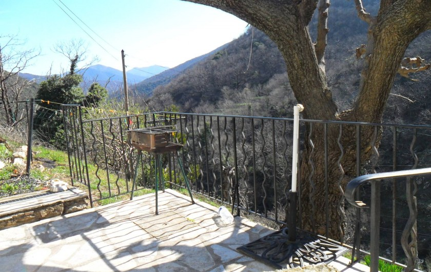Location de vacances - Gîte à Valleraugue - Extérieur 1