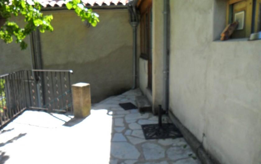Location de vacances - Gîte à Valleraugue - Extérieur 3