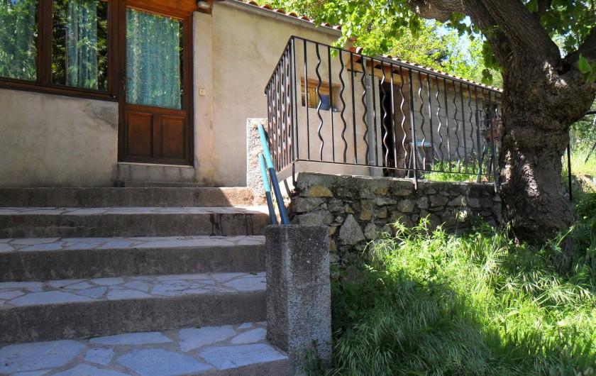 Location de vacances - Gîte à Valleraugue - Extérieur 2