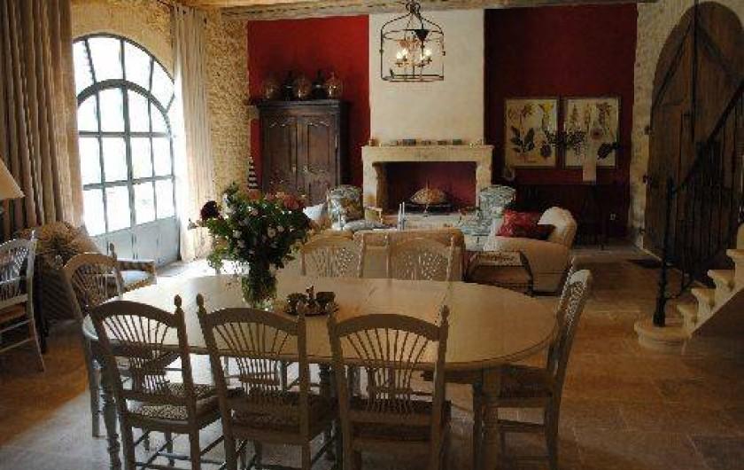 Location de vacances - Mas à Vers-Pont-du-Gard