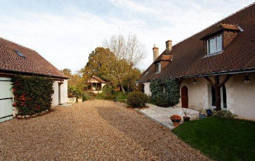 Location de vacances - Gîte à Chaumont-sur-Loire