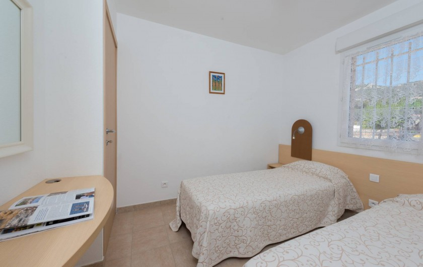 Location de vacances - Appartement à Lumio