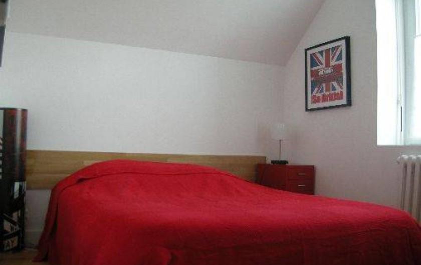 Location de vacances - Maison - Villa à Treffiagat - Chambre 2 lit 140