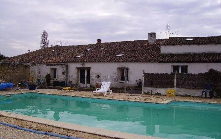 Location de vacances - Gîte à Chaillevette