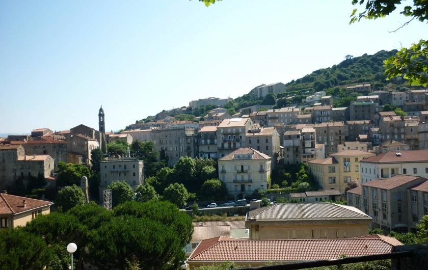 Location de vacances - Appartement à Propriano - Sartène