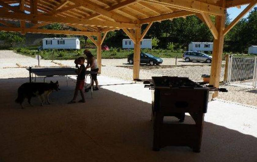 Location de vacances - Chalet à Paleyrac