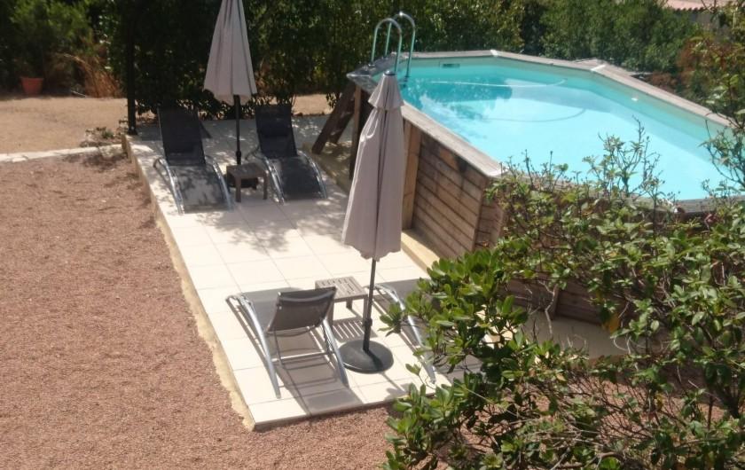 Location de vacances - Villa à Lecci