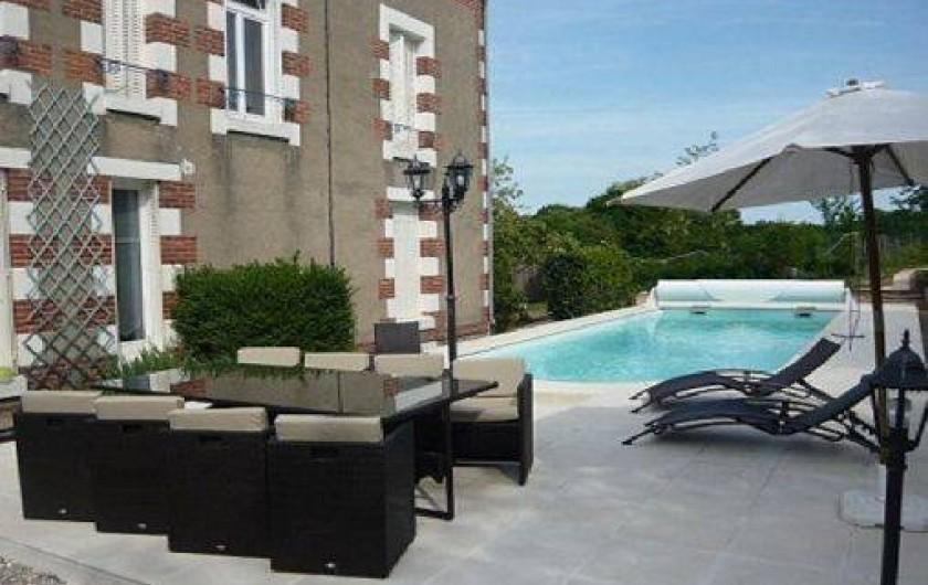 Location de vacances - Chambre d'hôtes à Henrichemont