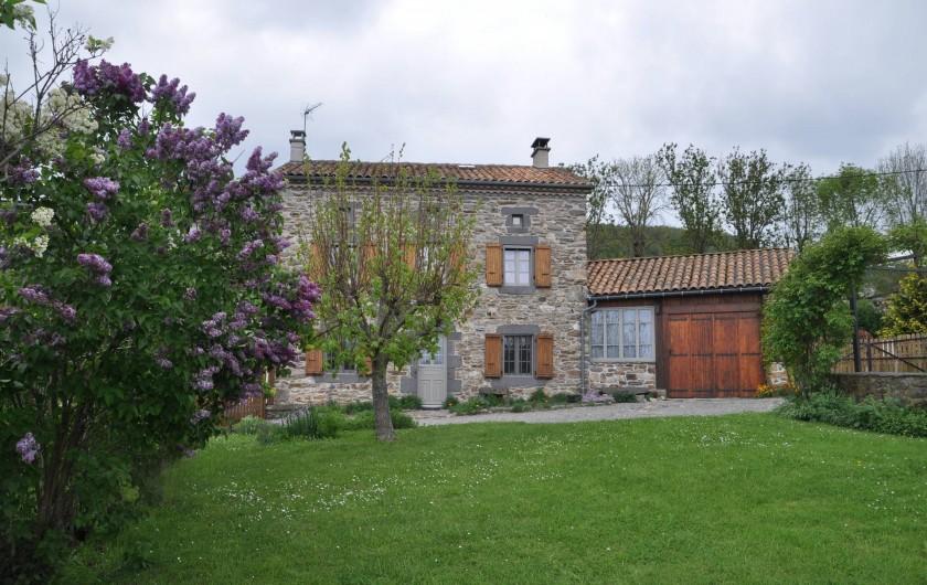 Location de vacances - Gîte à Saint-Flour - Le printemps