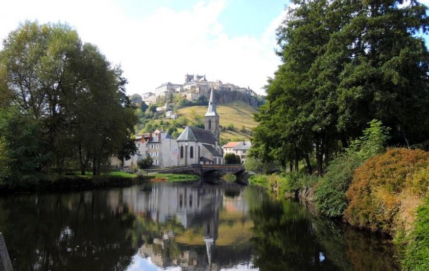 Location de vacances - Gîte à Saint-Flour - Saint-Flour - vue générle
