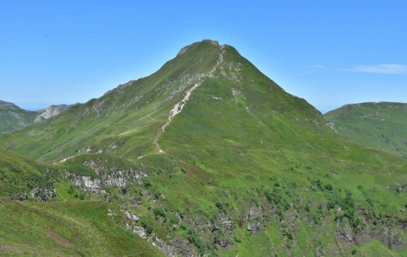 le Puy Mary - alt: 1783 m