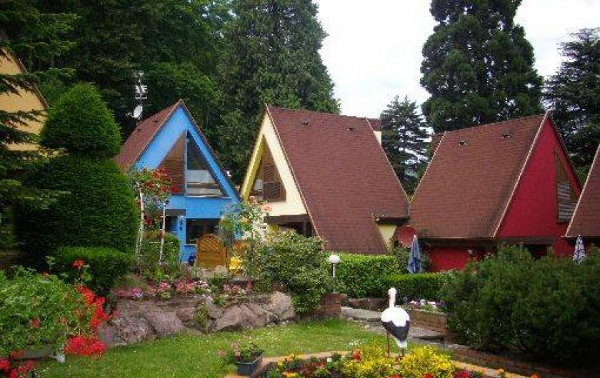 Location de vacances - Gîte à Kaysersberg