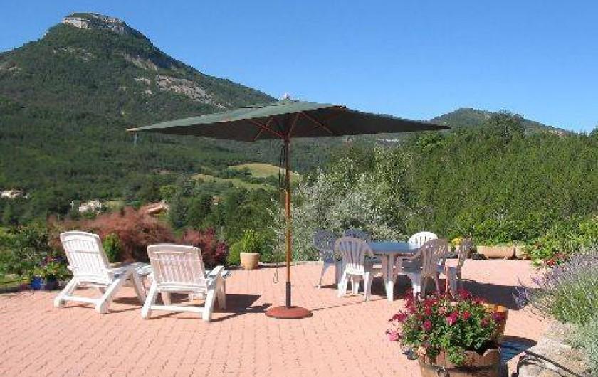 Location de vacances - Villa à Orpierre