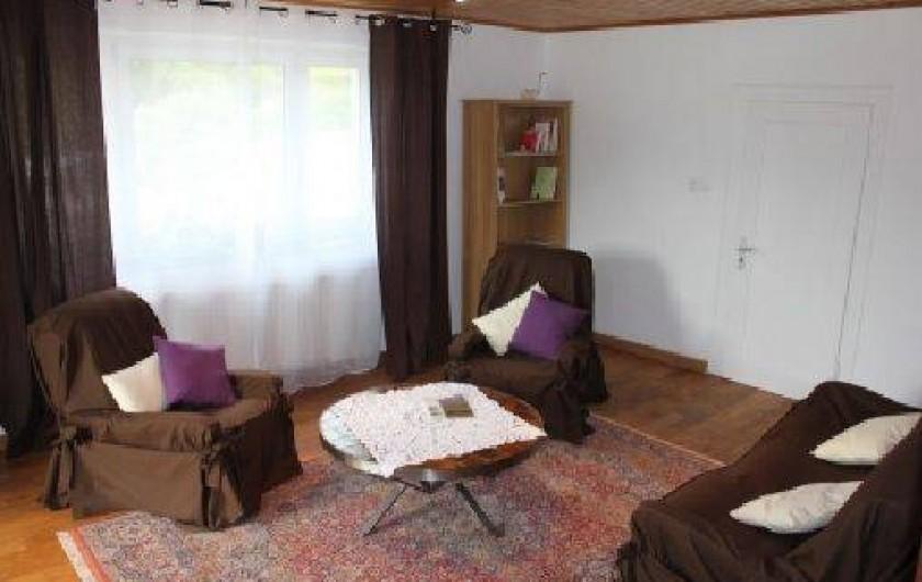 Location de vacances - Gîte à Birkenwald