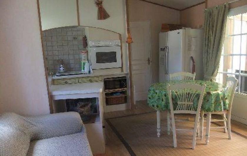 Location de vacances - Camping à Messanges