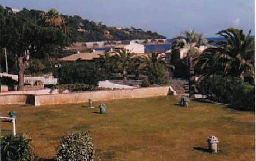 Location de vacances - Studio à Sainte-Maxime