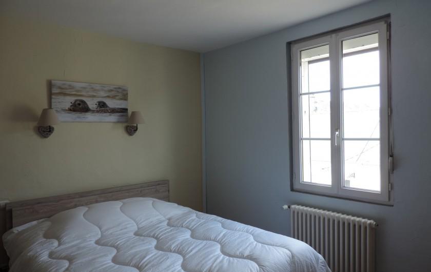 Location de vacances - Villa à Cayeux-sur-Mer - 1ERE CHAMBRE