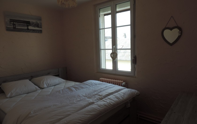 Location de vacances - Villa à Cayeux-sur-Mer - 3 EME CHAMBRE
