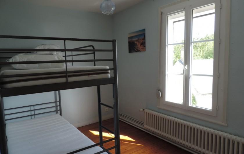 Location de vacances - Villa à Cayeux-sur-Mer - 4 EME CHAMBRE