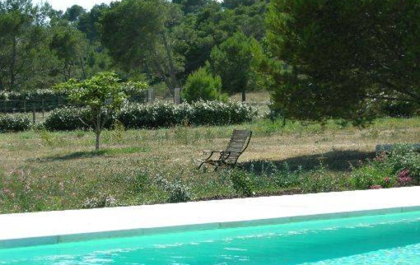 Location de vacances - Gîte à Barbentane